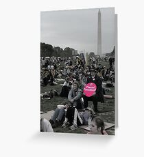 Planned Parenthood Greeting Card