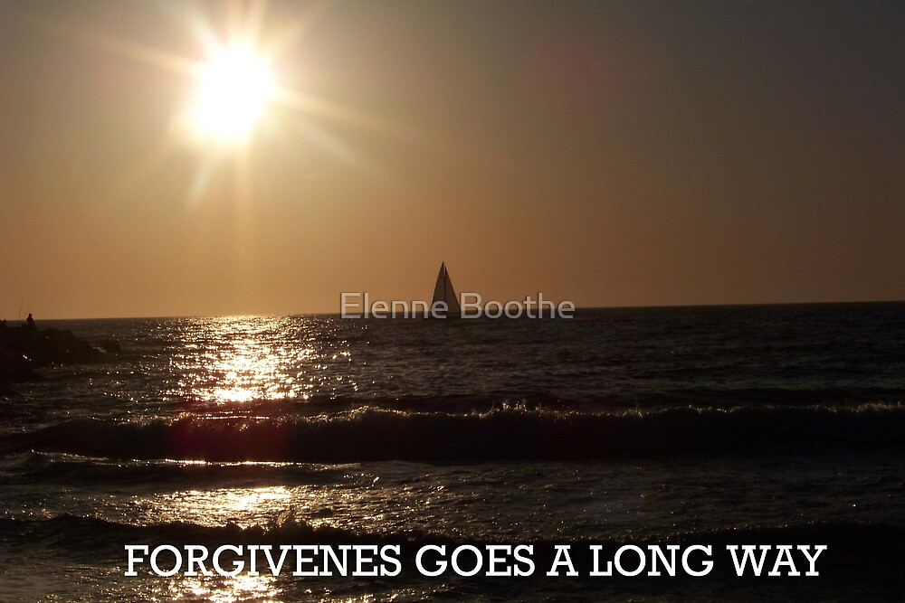 FORGIVE by Elenne Boothe