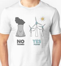 Yes To Renewables Slim Fit T-Shirt