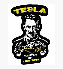Nicola Tesla  Photographic Print