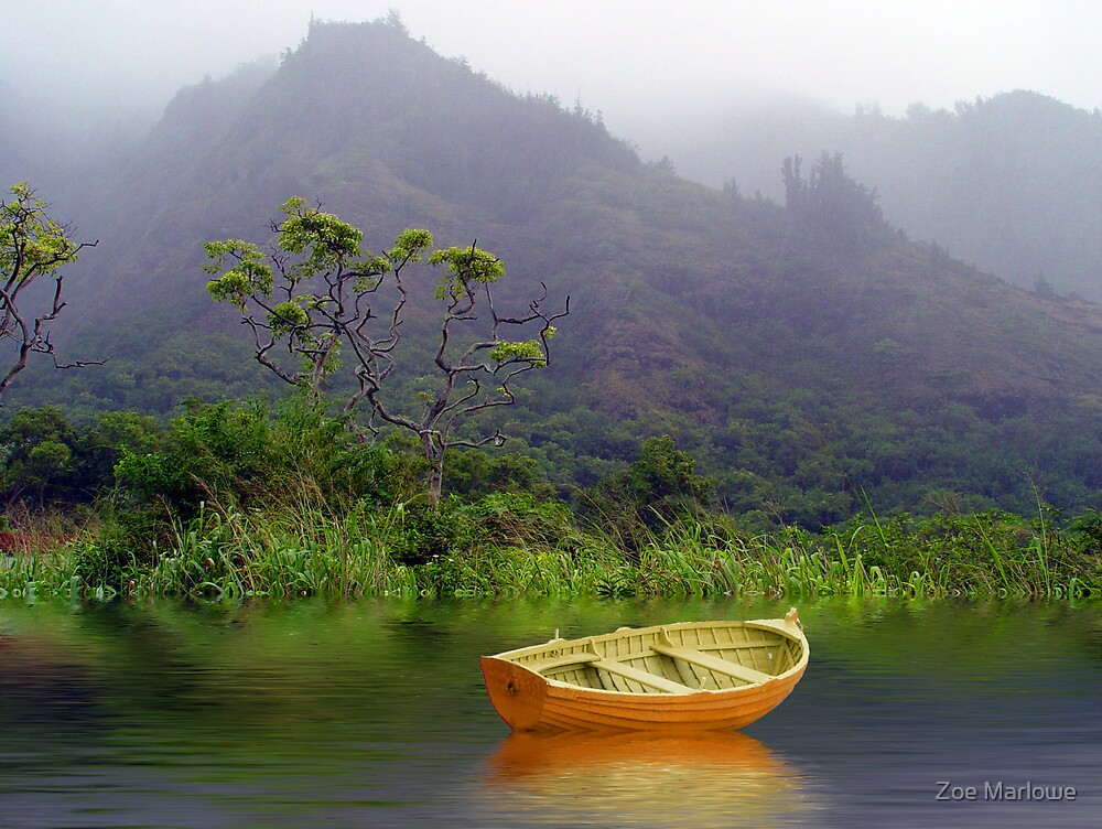 Rainforest Mist by Zoe Marlowe