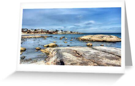 Seascape - Gloucester - by Abbi Kenny