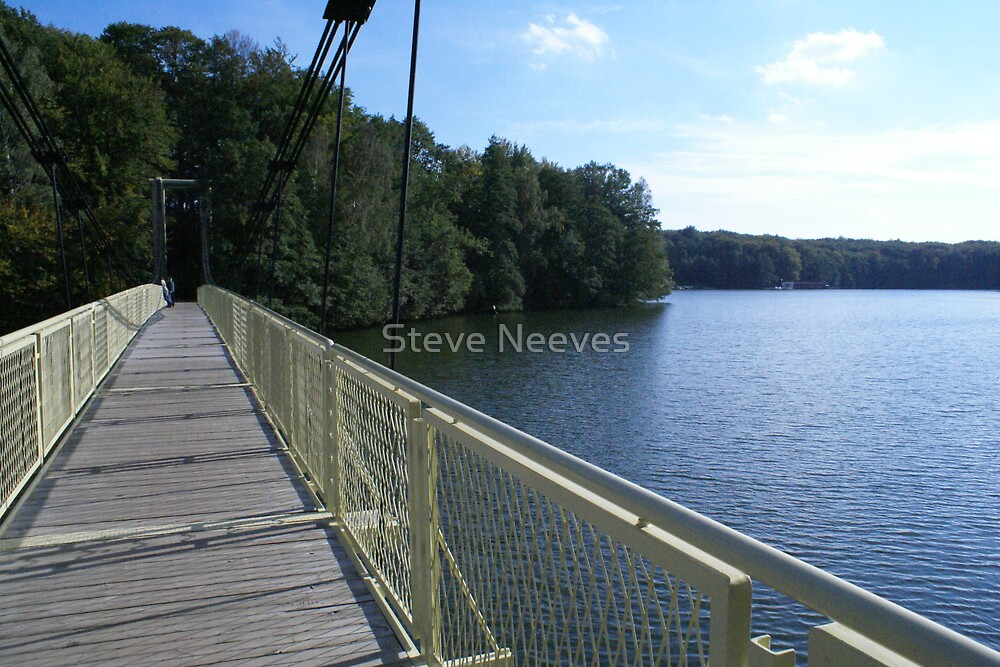 Lake Bridge  by Steve Neeves