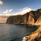 Tenerife: Los Gigantes Dusk by Kasia-D
