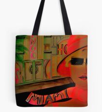 Miami,,House of Harlequin Tote Bag