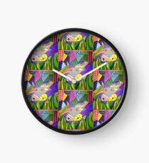Reloj Abstracto Clock