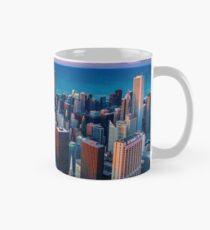 Chicago By Lake Michigan (Sundown) Mug