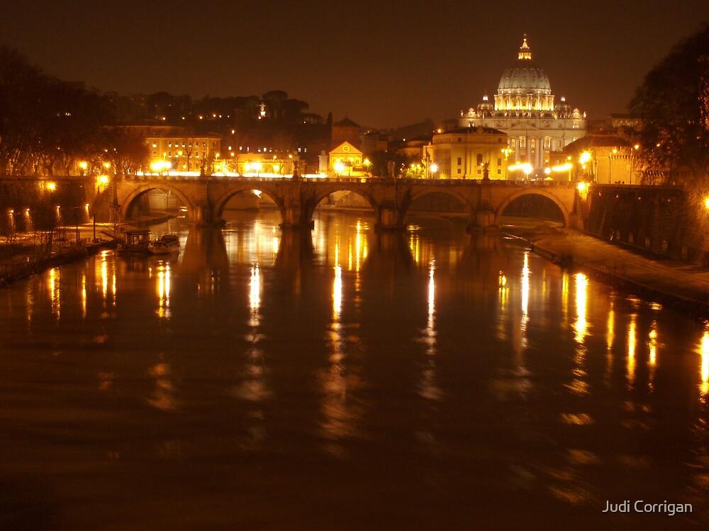 Ponte S Angelo  by Judi Corrigan