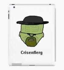 Crisenflerg iPad Case/Skin