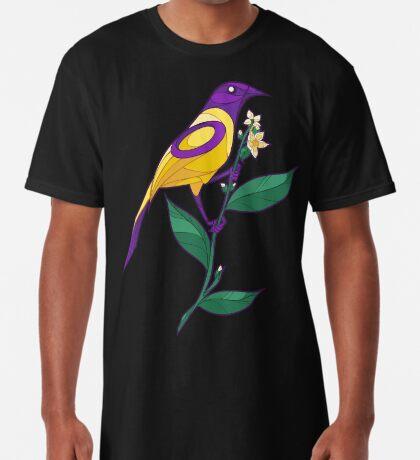 Pride Birds - Intersex Long T-Shirt