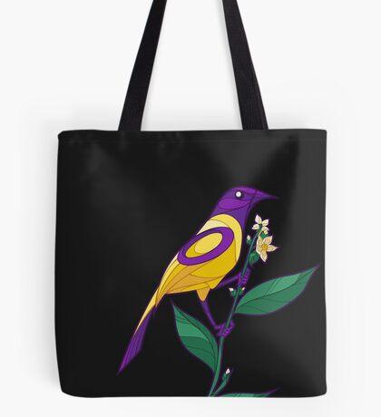 Pride Birds - Intersex Tote Bag