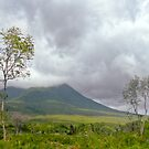 Nevis Peak by photorolandi