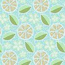 «Orange Mosaic» de miavaldez