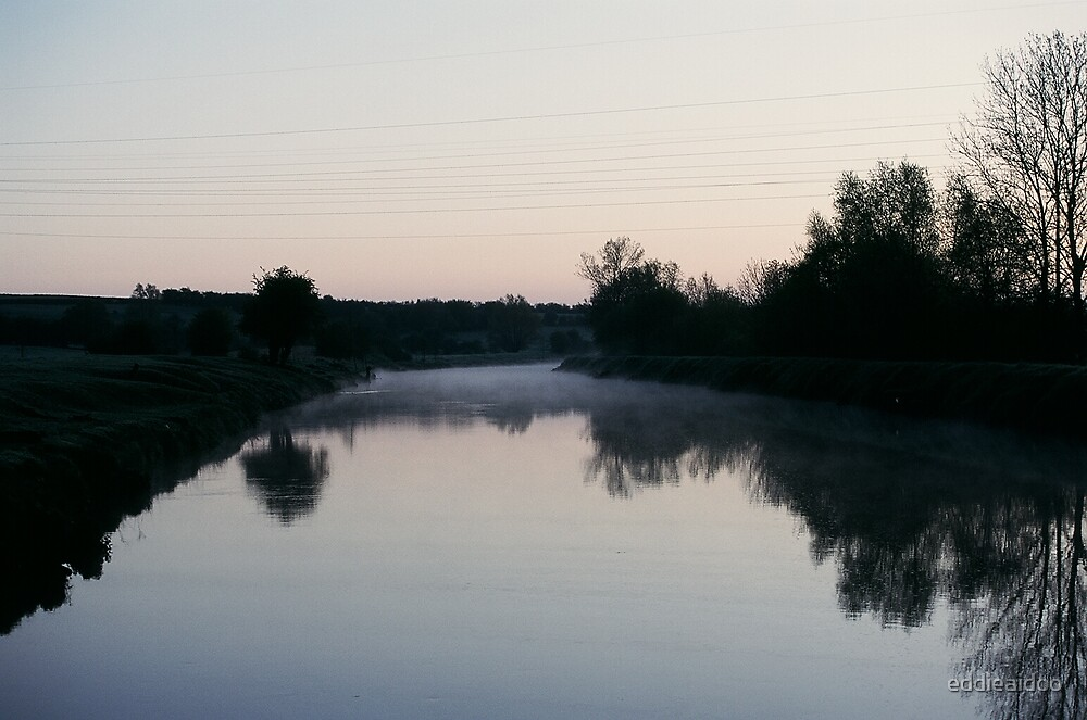 Foggy Water by eddieaidoo