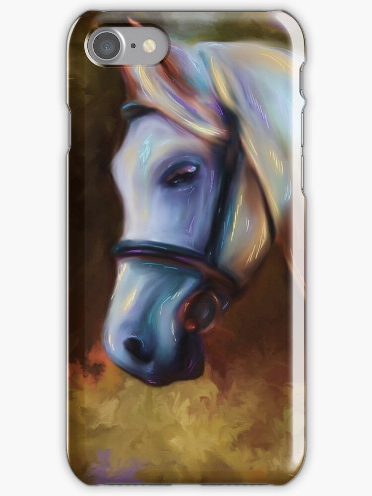 Horse of Colour by Michelle Wrighton