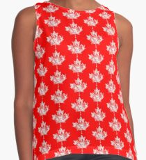 Canada Established 1867 Anniversary 150 Years Contrast Tank