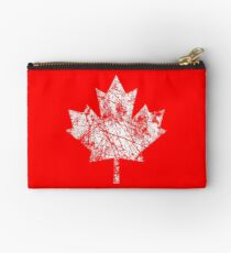 Canada Established 1867 Anniversary 150 Years Studio Pouch