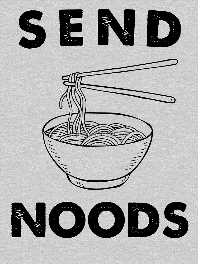 Sende Noodles von kjanedesigns
