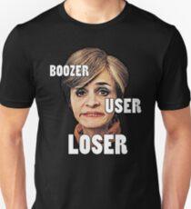 Jerri Blank - BOOZER, USER, LOSER Unisex T-Shirt
