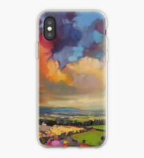 Fife Fields iPhone Case