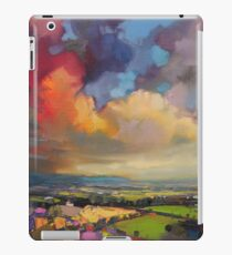 Fife Fields iPad Case/Skin