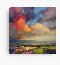 Fife Fields Canvas Print