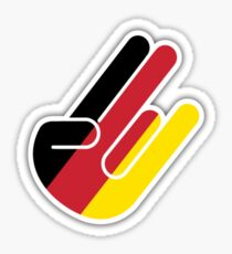 Shocker Germany Sticker
