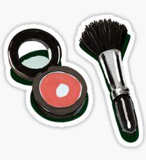 Blush Sticker