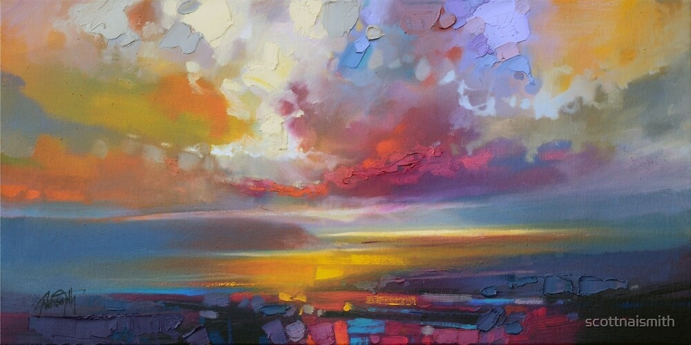 Uig Clouds by scottnaismith