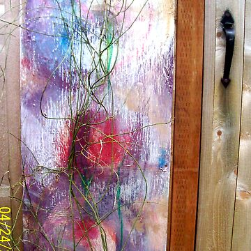 Outdoor Art Series 1L Gate by muradian