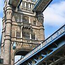 Tower Bridge by Margaret Stevens