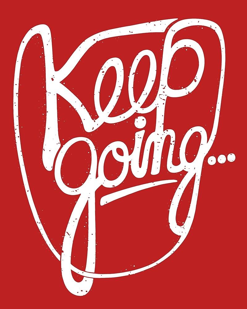 KEEP GO/NG by Dylan Morang