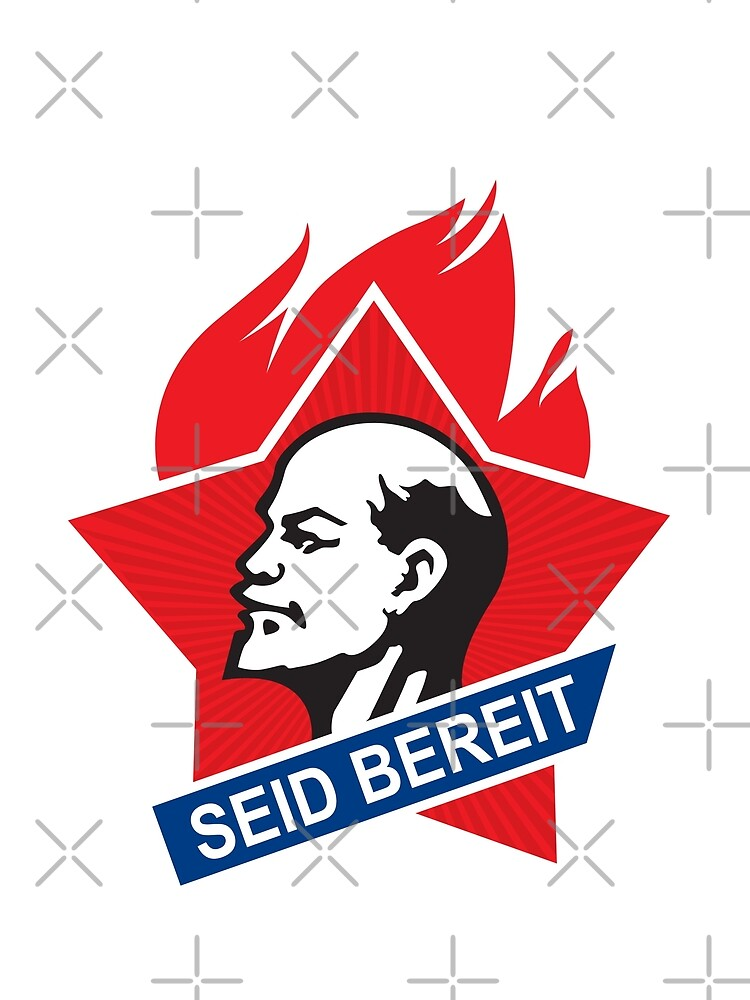 seid bereit -  be prepared by kislev