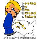 POTUS Pee On America by EthosWear
