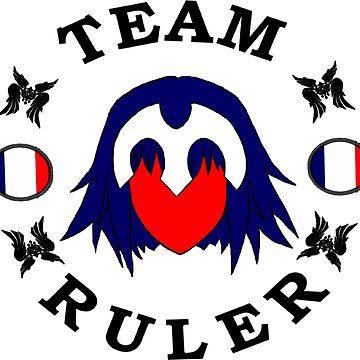 Team Ruler - Fate/Apocrypha by Ojouka