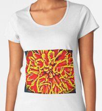 MARIGOLD MACRO Women's Premium T-Shirt