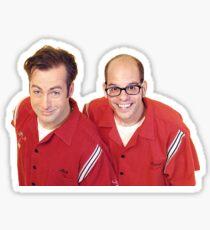 Mr Show Buddies Sticker