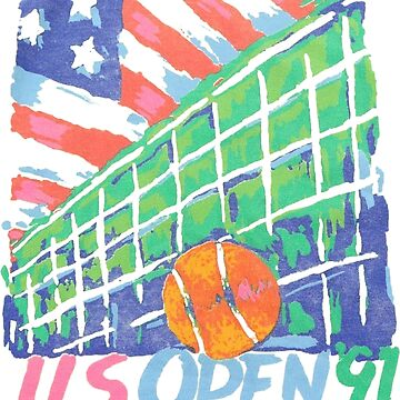 1991 US OPEN by Trinity98