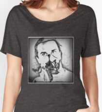 Mike Patton  (Mask-Light) Women's Relaxed Fit T-Shirt