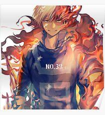 NO.39 - My Hero Academia Poster