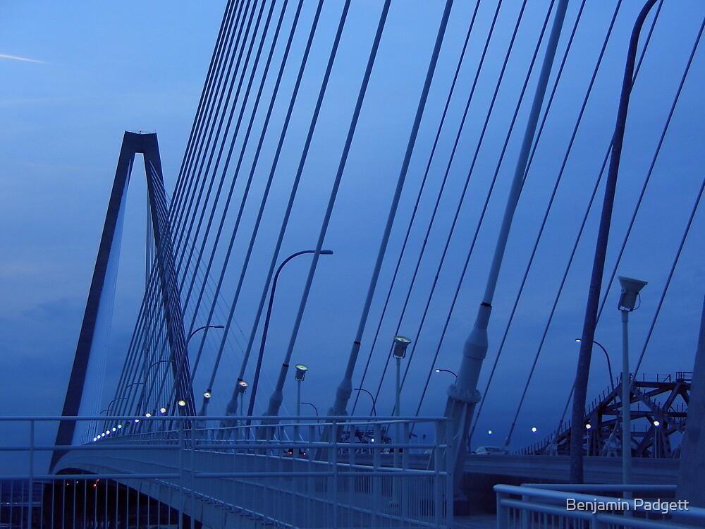 New Cooper River Bridge No. 2 by Benjamin Padgett