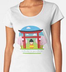 Nobody's Perfect - Geisha Women's Premium T-Shirt