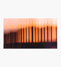 Light Patterns Abstract Photography Photographic Print