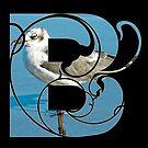 B is for bird by Lenore Locken