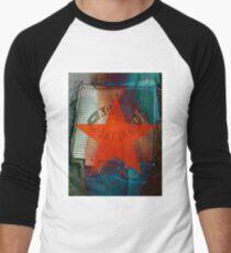 COLLECTORS / MANHOLES 4 Men's Baseball ¾ T-Shirt