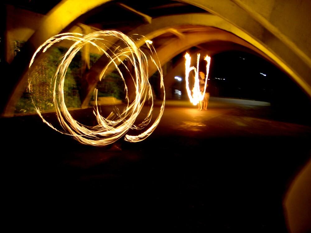 Firetwirl by Kiera