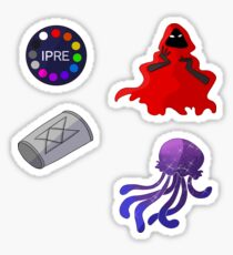 The Adventure Zone Sticker Set  Sticker