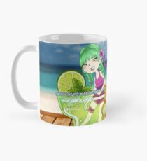Green Margarita Cocktail Mug