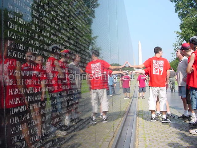 Memorial Wall by johnsonKa21