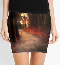 dream a little longer Mini Skirt